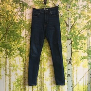 Zara high waisted skinny Jean